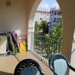 Terraza - detalle sillas de playa